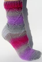 Go Forth Socks Pattern