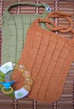 Among the Bamboo Bibs Pattern