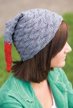 Textured Flying Geese Hat Pattern