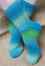 Anybody's Socks Pattern