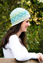 Mosaic Ring Hat Pattern