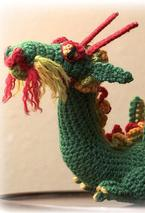 Qinyao the Happy Dragon Pattern