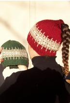Pony-Tail and Snug Hat Pattern
