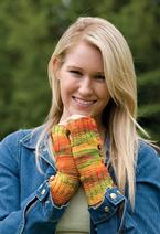 ButtonUp Fingerless Gloves