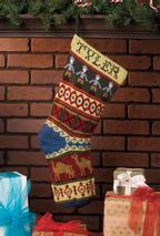Heirloom Christmas Stocking Pattern