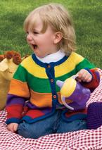 Playtime Colors Sweater Pattern