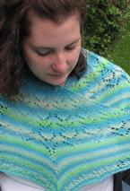 Phineas Shawl Pattern