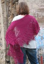 Worcester Shawl Pattern
