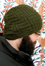 Green with Envy Hat Pattern