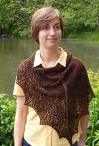 Rousette Shawl Pattern