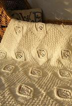 Celtic Child: Small Miracles Baby Blanket Pattern