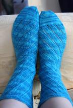 Spirali Socks Pattern