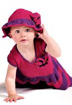 Cotton Sundress And Sunhat  Pattern