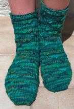 MistleToes Socks Pattern