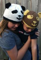 Bear-y Cute Hat Pattern