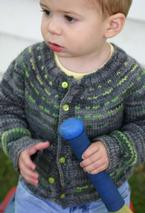 Array Child Cardigan Pattern