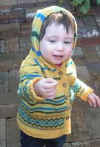 Belmont Park Toddler/Child Hoodie Pattern