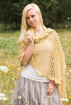Bridges Crochet Wrap Pattern