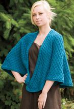 On The Moor Shawl  Pattern