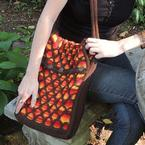 Animato Felted Messenger Bag Pattern