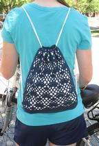 Mill Stream Crochet Backpack Pattern