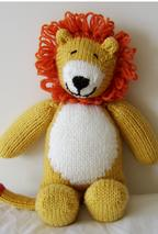 Loopy Lion Pattern