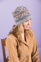 Frozen Flower Hat Pattern