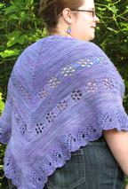 Marilla's Very Practical Shawl Pattern