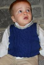 Nivac Child Vest Pattern