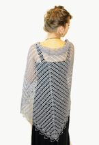Wrapped in Lace Crochet Shawl Pattern
