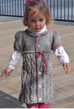 Hannah's Hugs Child Dress Pattern