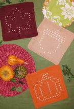 Autumn Glory Dishcloths Pattern