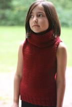 Tendre Cowl Sweater  Pattern