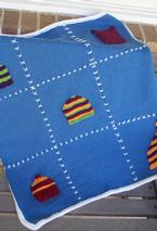 Winter Child Baby Blanket Pattern