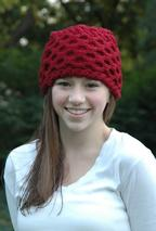 Hollyberry Hat Pattern