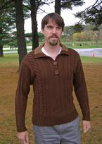 Hallows Pullover Pattern