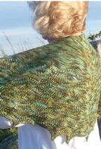 Ninigret Marsh Shawl Pattern