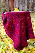 Lamia Shawl Pattern