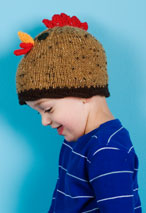 Chicken Hats Pattern