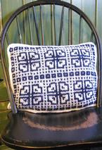 Brava Colorwork Pillow Pattern