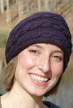 Cozy Cable Headband Pattern