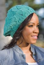 Rolling Waves Beret  Pattern