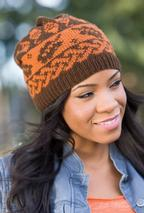 Little Acorns Slouchy Hat Pattern