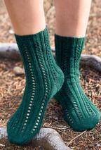 Cacti Socks Pattern