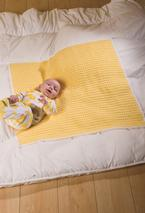 Baby Filet Just Ducky Crochet Blankie Pattern