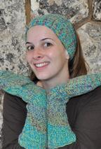 Dressing Up Cozy Accessory Set Pattern