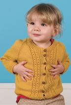 Frank & Mathilda Child Cardigan Pattern