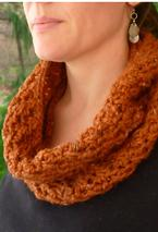 Crochet Traveling Loop  Pattern