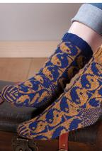 Perfect Balance Socks Pattern
