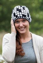 Crossword Hat Pattern
